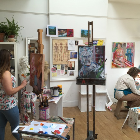 Art Classes And Fine Art Courses In Cheltenham For All Levels Of